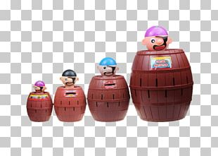 Toy Piracy April Fools Day Barrel Child PNG
