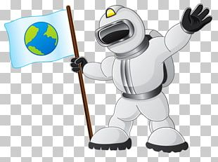 Astronaut Outer Space PNG