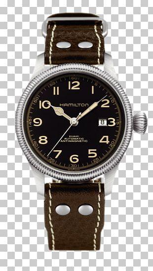 Hamilton Watch Company ETA SA Mechanical Watch Seiko PNG