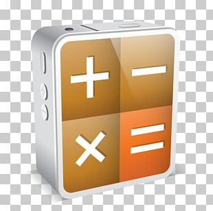 IPhone 4 Calculator ICO Application Software Icon PNG