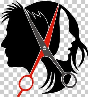 Logo Hairstyle Beauty Parlour PNG