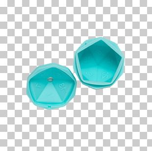 Turquoise Plastic Body Jewellery PNG