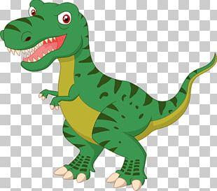 Tyrannosaurus Dinosaur Spinosaurus Cartoon PNG