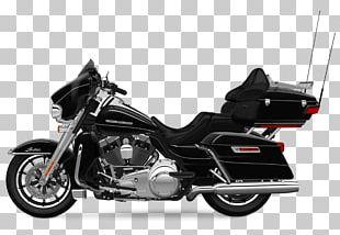 Harley-Davidson Electra Glide Touring Motorcycle Avalanche Harley-Davidson PNG