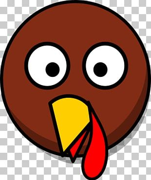 Thanksgiving Cartoon Turkey Meat PNG