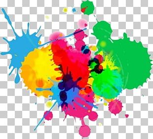 Color White Ink PNG