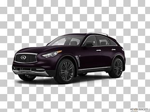 2017 INFINITI QX70 Car Sport Utility Vehicle PNG