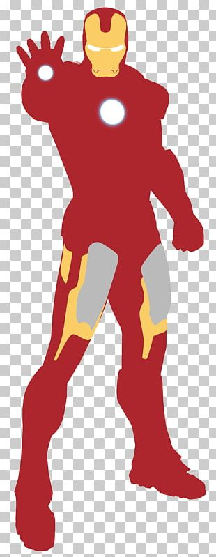 Iron Man's Armor Extremis Marvel Cinematic Universe Mark 7 PNG
