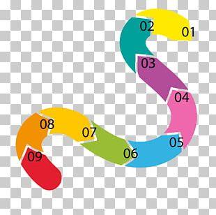Timeline Curve PNG