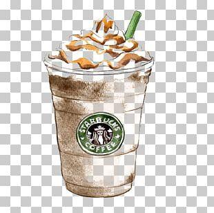 Coffee Tea Milkshake Espresso Starbucks PNG