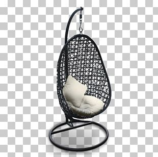 Egg Chair Garden Furniture Wicker PNG