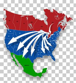 Mexico–United States Border Canada Map PNG