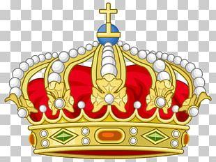 Belgium Monarch Coroa Real Spanish Royal Crown PNG