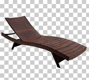 Eames Lounge Chair Chaise Longue Wicker Table PNG
