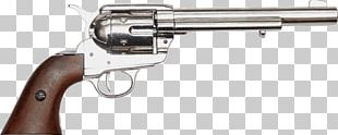 Firearm Revolver Weapon Pistol Handgun PNG
