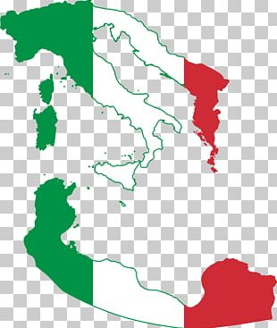 Flag Of Italy Italian Empire Map Flag Of Italy PNG
