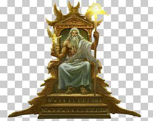 Zeus Deity Greek Mythology Gaia Jupiter PNG