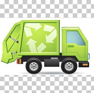 Garbage Truck Rubbish Bins & Waste Paper Baskets Recycling PNG