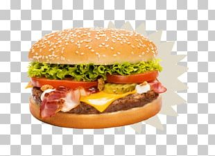 Cheeseburger Whopper Fast Food McDonald's Big Mac Breakfast Sandwich PNG