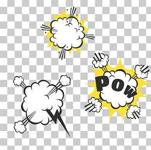 Cloud Bubble Lightning PNG