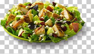 Chicken Salad Caesar Salad Fast Food Wendy's PNG