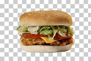 Hamburger Cheeseburger Breakfast Sandwich Veggie Burger Whopper PNG