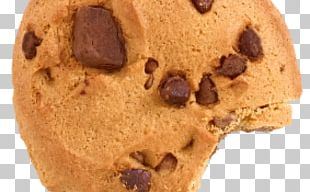 Chocolate Chip Cookie Biscuits Ice Cream PNG