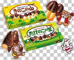 Kinoko No Yama Bamboo Shoot Japan Chocolate Samsung Gear 360 PNG