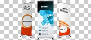 Vinyl Banners Trade Show Display Advertising Printing PNG