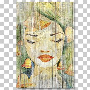 Watercolor Painting Oil Painting Canvas Sketch PNG