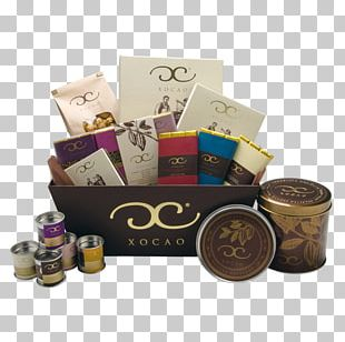 Food Gift Baskets Hamper Xocao Chocolates PNG