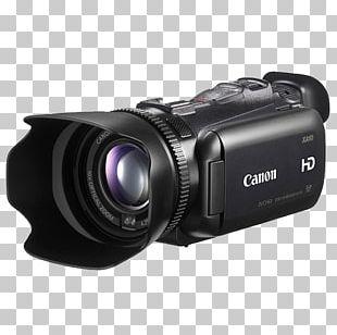 Canon EOS 7D Canon XA10 Video Cameras Camcorder PNG