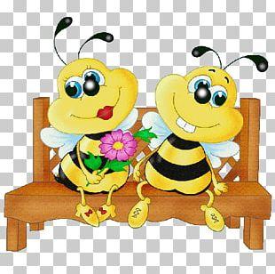 Honey Bee Pollination Bumblebee PNG