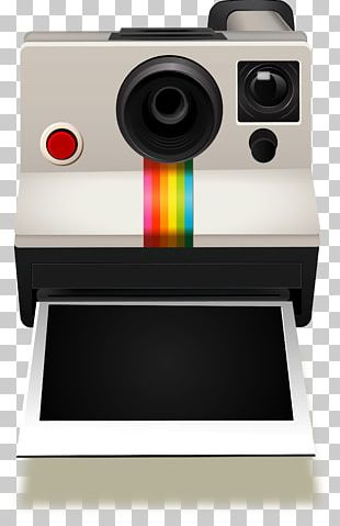 Instant Camera Photography PNG