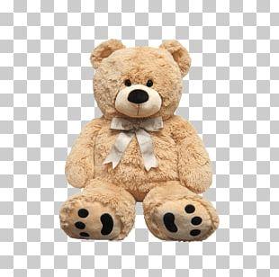 Teddy Bear Stuffed Animals & Cuddly Toys Plush Tan PNG