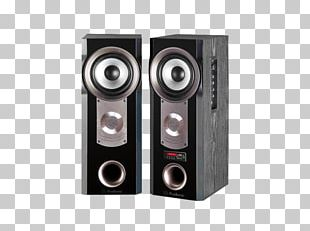 Computer Speakers Wireless Microphone Sound Loudspeaker PNG