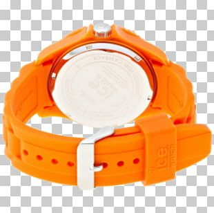 Ice Watch Orange Amazon.com Quartz PNG