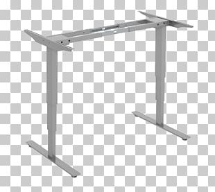 Standing Desk Table Furniture PNG