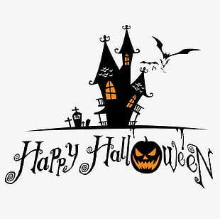 Halloween Effect English PNG