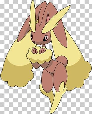 Pokémon X And Y Lopunny Buneary Pokémon Sun And Moon PNG