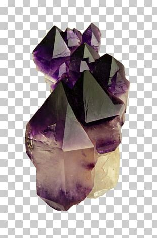 Amethyst Crystal Mineral Quartz Agate PNG