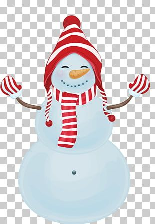 Snowman Illustration Icon Design Graphics PNG
