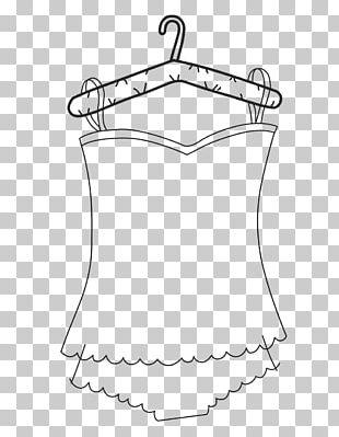 Top Sleeve Line Art /m/02csf Drawing PNG