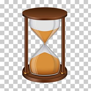 Hourglass Sand Timer Icon PNG