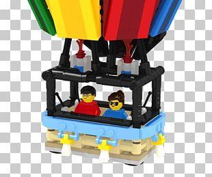 LEGO 41097 Friends Heartlake Hot Air Balloon LEGO 41097 Friends Heartlake Hot Air Balloon Toy PNG