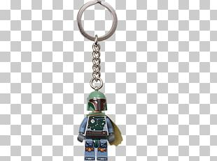 Boba Fett Anakin Skywalker Key Chains Lego Star Wars PNG