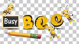 Western Honey Bee Bumblebee Queen Bee PNG