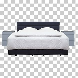 Box-spring Bed Frame Mattress Sofa Bed PNG
