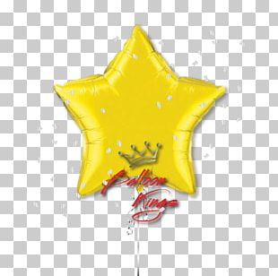 Yellow Gold Green Blue Star PNG