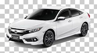 2016 Honda Civic Car 2018 Honda Civic Honda Motor Company PNG